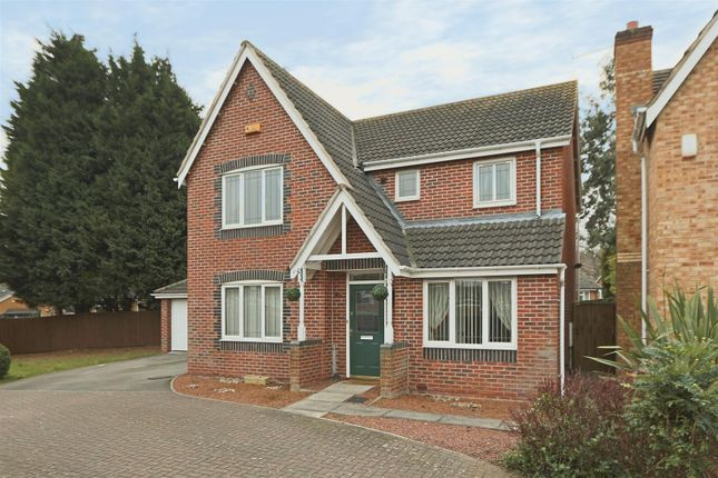 Thumbnail Detached house for sale in Pitch Close, Carlton, Nottinghamshire