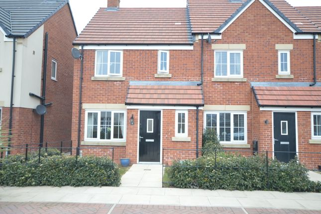 Thumbnail End terrace house for sale in Breakers Wharf, Fleetwood
