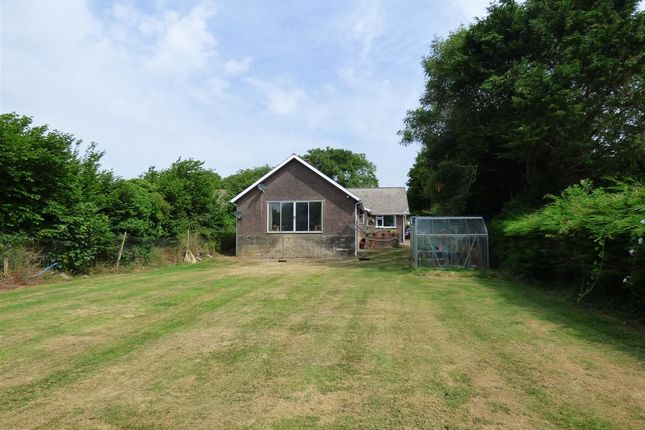 Thumbnail Bungalow for sale in Sun Cottage, Wiston, Haverfordwest