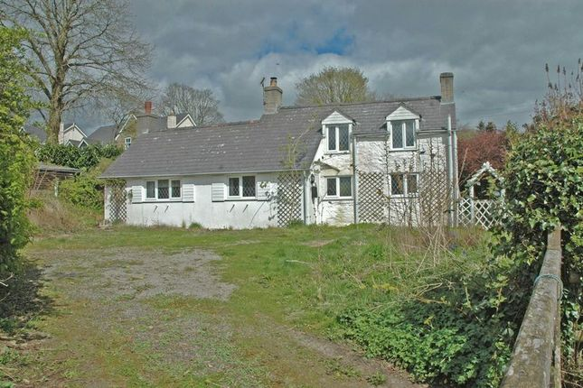 Thumbnail Cottage for sale in Catbrook Road, Catbrook, Chepstow