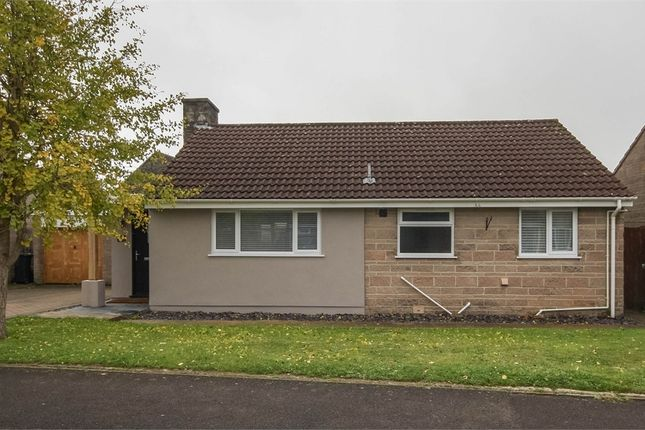 Thumbnail Detached bungalow for sale in 5 Southfield, Cheddar, Somerset