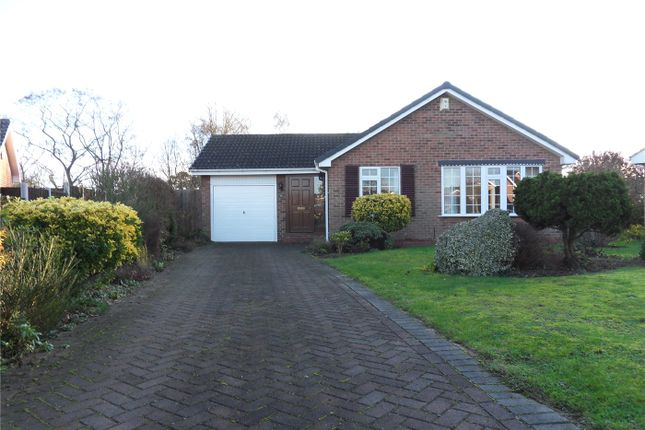 Thumbnail Detached bungalow to rent in Branston Close, Winthorpe, Newark
