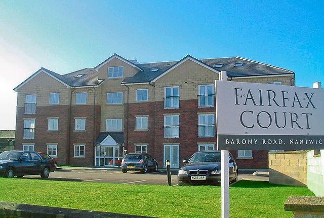 Thumbnail Property to rent in Fairfax Court, Barony Road, Nantwich