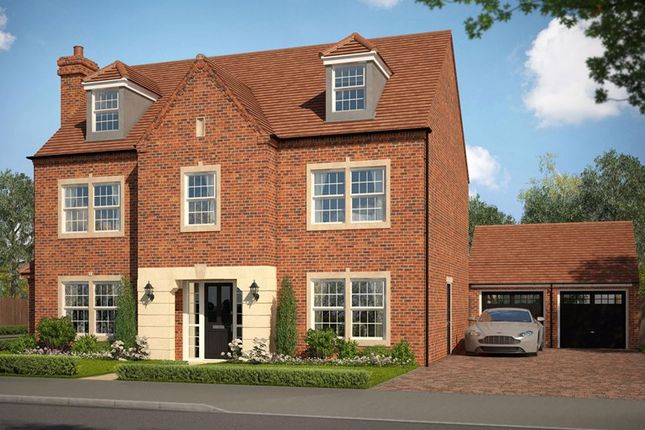 Thumbnail Detached house for sale in Wyvern Grange, Furniss Avenue, Dore