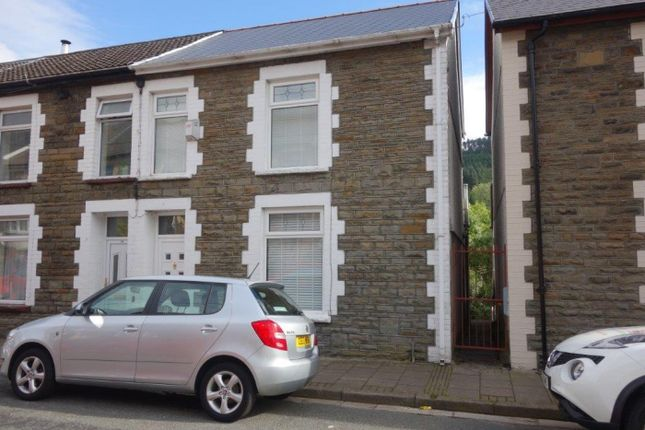 Thumbnail Semi-detached house to rent in Conway Road, Cwmparc