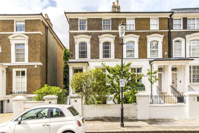 4 bed terraced house for sale in Netherton Grove, London