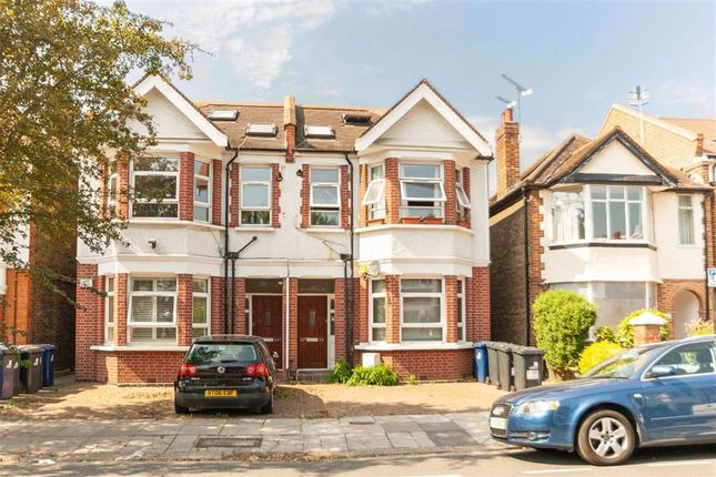 Flat for sale in Agnes Road, London