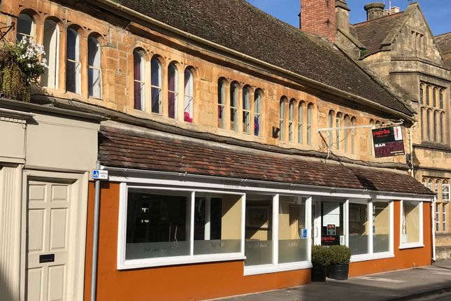 Retail premises to let in Church House Gallery, Sherborne, Dorset - Under Offer