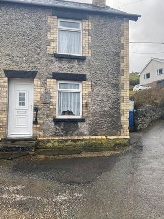 1 bed end terrace house for sale in Frondeg Terrace, Corwen LL21