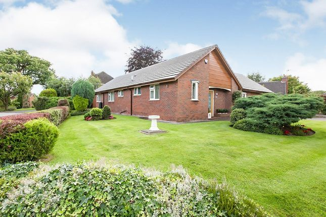 Thumbnail Bungalow for sale in The Spinney, Cuddington, Northwich, Cheshire
