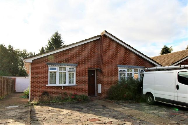 Thumbnail Bungalow for sale in Kingsmead, Camberley