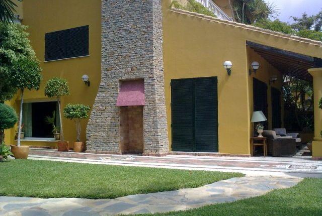 Casa-41 of Spain, Málaga, Málaga, El Limonar
