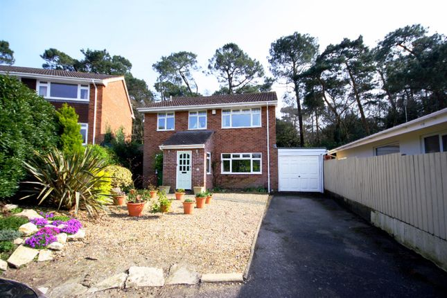 Thumbnail Detached house for sale in Potters Way, Lower Parkstone, Poole