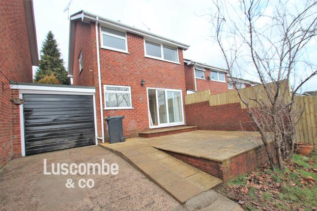 Thumbnail Semi-detached house to rent in Walnut Drive, Caerleon Road, Caerleon
