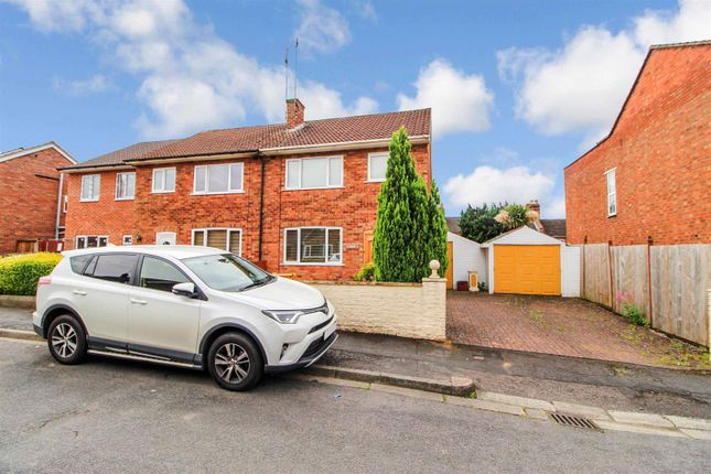 Thumbnail Semi-detached house for sale in North Villiers Street, Leamington Spa