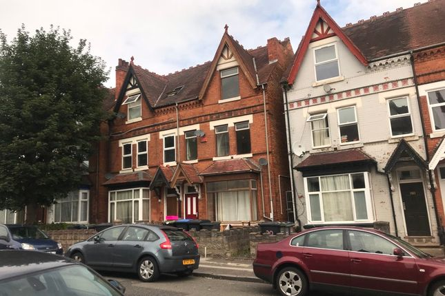 Thumbnail Semi-detached house to rent in Cecil Road, Erdington, 7 Bedroom (Hmo)