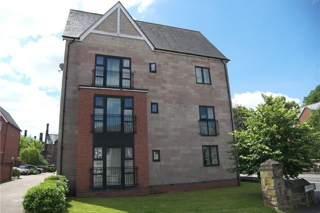 Thumbnail Flat for sale in Pennine Place, Belper