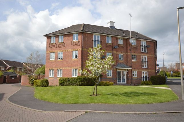 Thumbnail Flat to rent in Alder Drive, Crewe