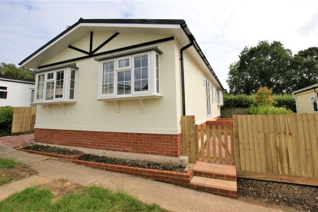 Thumbnail Detached house for sale in Brookside Park Homes, Waterloo Road, Corfe Mullen, Wimborne