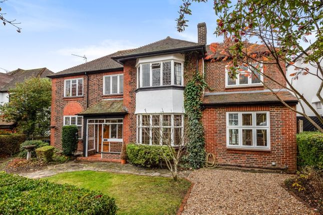 Thumbnail Detached house for sale in Warwick Road, Coulsdon