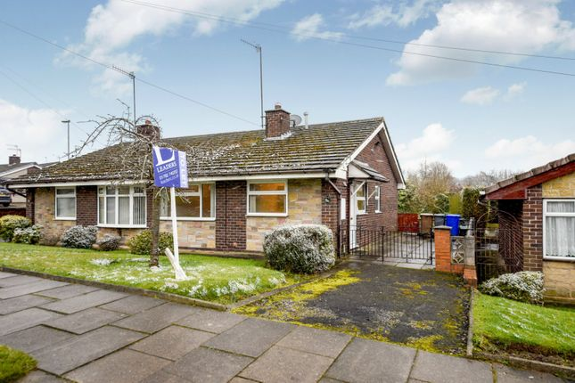 Thumbnail Bungalow to rent in Langland Drive, Blurton, Stoke On Trent