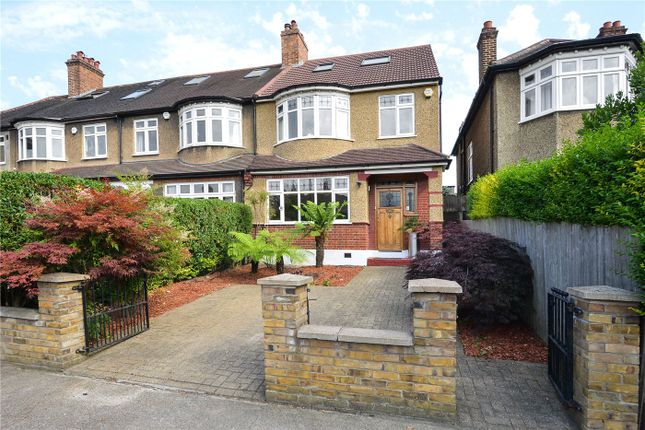 Thumbnail Semi-detached house for sale in Mundania Road, East Dulwich, London