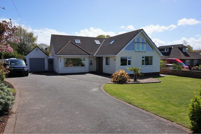 Thumbnail Detached house for sale in Riverbank Road, Lower Heswall
