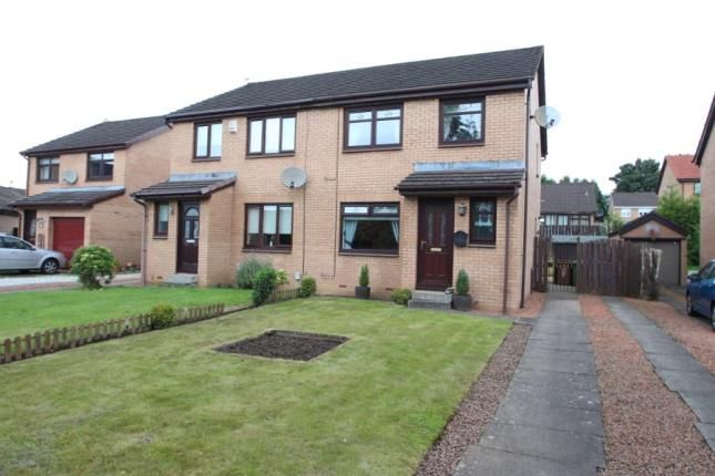 3 bed semi-detached house for sale in Crossview Avenue, Baillieston, Glasgow, Lanarkshire