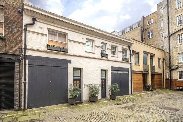 Thumbnail Mews house for sale in Cavendish Mews South, London