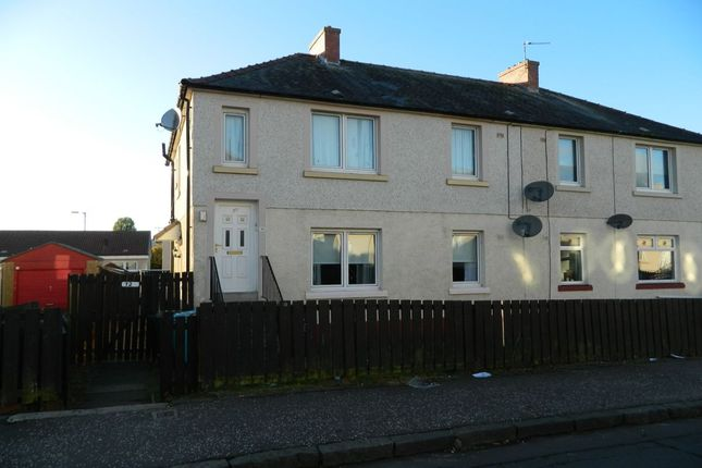 Thumbnail Flat for sale in Curlinghaugh Crescent, Wishaw