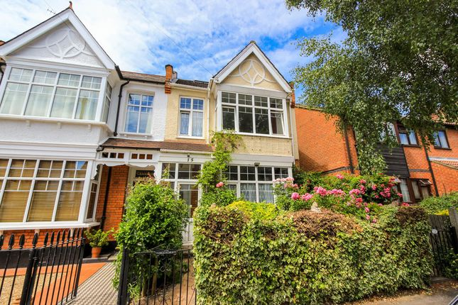 Thumbnail Semi-detached house for sale in Woodland Road, London