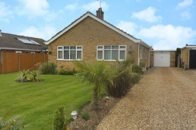 Thumbnail Detached bungalow for sale in Glebe Close, Northwold, Thetford