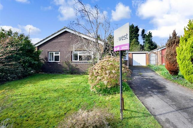 Thumbnail Detached bungalow for sale in Little Bridges Close, Southwater, Horsham, West Sussex