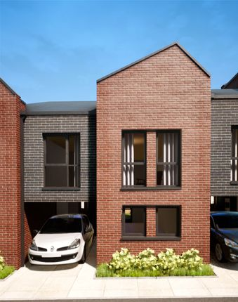 Thumbnail Terraced house for sale in The Chocolate Factory, Co-Operation Road, Greenbank, Bristol