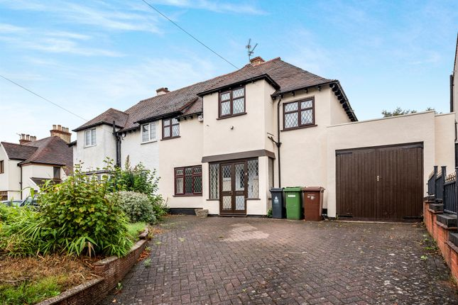 Thumbnail Semi-detached house for sale in Broadstone Avenue, Walsall