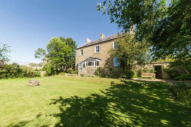 Thumbnail Country house for sale in The Farmhouse, West Marlish, Morpeth, Northumberland