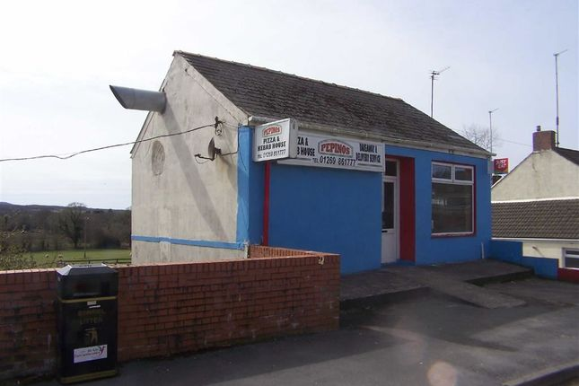 Commercial property for sale in Heol Y Pentre, Llanelli, Carmarthenshire