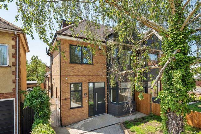 Thumbnail Semi-detached house for sale in Laurel Way, Totteridge, London