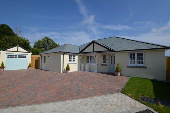 Thumbnail Detached bungalow for sale in Furzehatt Road, Plymouth, Devon