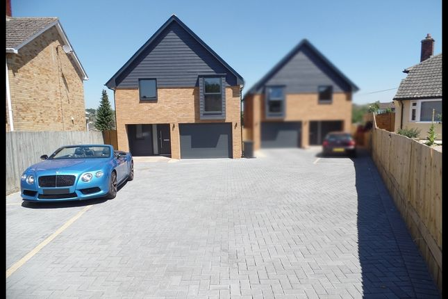 Thumbnail Detached house for sale in Lion Close, Basingstoke