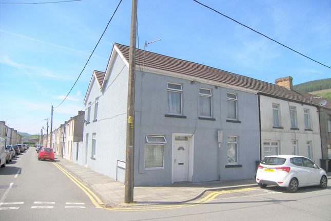 Thumbnail End terrace house for sale in Commercial Road, Resolven, Neath