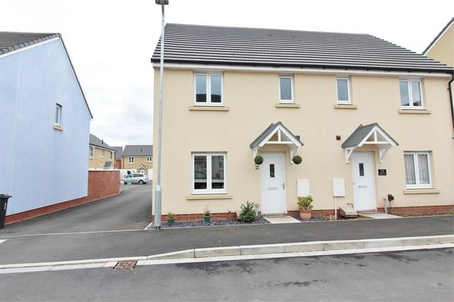3 bed semi-detached house for sale in Bessemer Drive, Newport