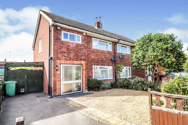 Thumbnail Semi-detached house for sale in Barnwood Avenue, Gloucester