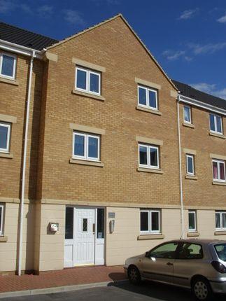 Thumbnail Flat to rent in Macfarlane Chase, Weston Super Mare