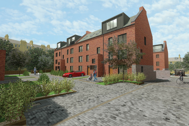 Thumbnail Flat for sale in Shandon Garden, Weston Gait, Edinburgh