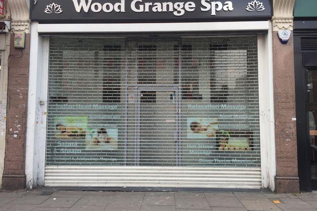 Thumbnail Restaurant/cafe to let in Woodgrange Road, London