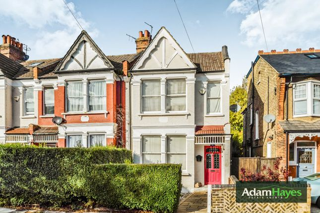 Thumbnail End terrace house for sale in Goldsmith Road, Friern Barnet