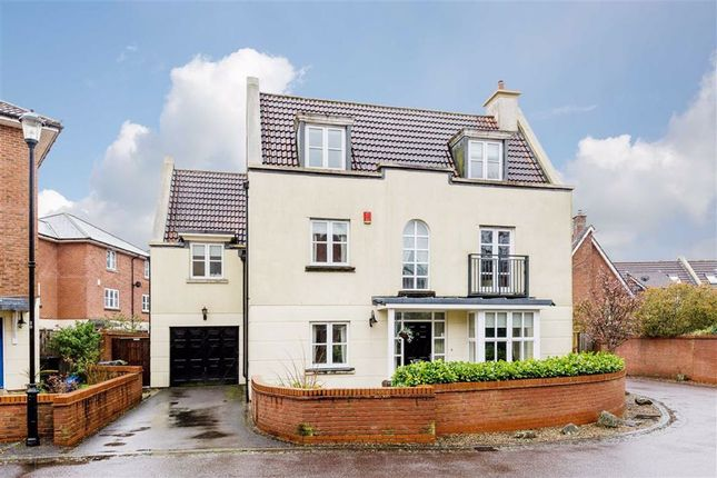 Thumbnail Detached house for sale in Royal Victoria Park, Westbury On Trym, Bristol