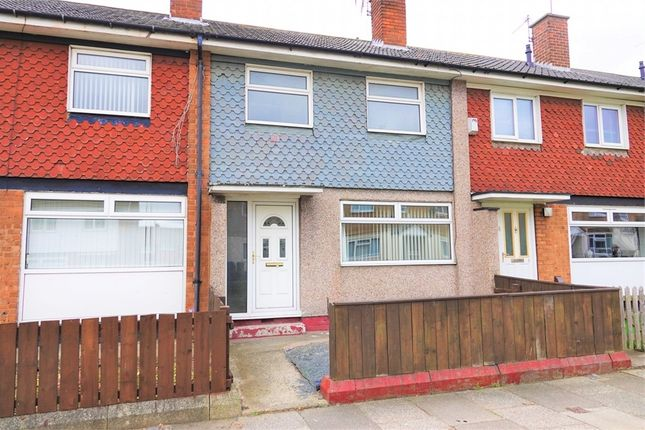Thumbnail Terraced house to rent in Donington Green, Middlesbrough