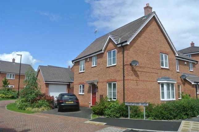 Thumbnail Semi-detached house to rent in Shropshire Drive, Coventry, West Midlands
